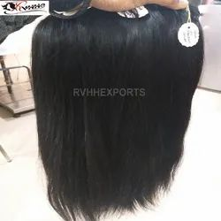 9a Grade Indian Natural Human Hair Extension