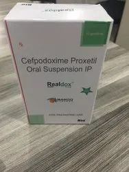 Cefpodoxime Proxetil Oral Suspension IP (With Sterile Water) 10gm/30ml
