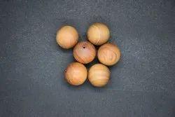 Sandalwood Beads Mala Necklace
