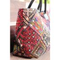 vintage banjara patchwork shoulder bag