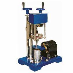 Motorized Laboratory Vane Shear Apparatus