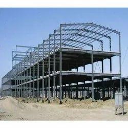 Prefabricated Steel Industrial Structure