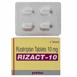 10 mg Rizatriptan Tablets