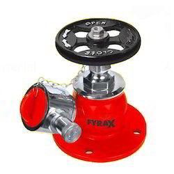 Landing Valve Single Headed Stainless Steel Material