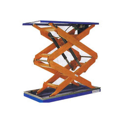 Easy Move Hydro Electric Lift Table, Capacity: 1000 - 10000 kg