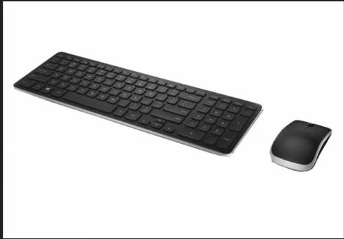 b1f5f11b4a4 Black Dell Wireless Keyboard And Mouse Combo - KM714 | ID: 21016190230