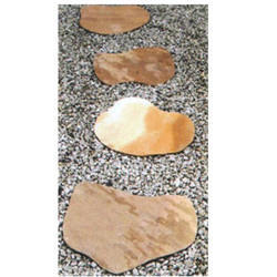 Landscaping Stepping Stone