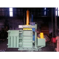 Single Cylinder Hydraulic Baler Machine