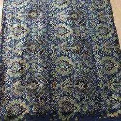 44 Inch Printed Gaji Silk Fabric, Gsm: 150-200, Packaging Type: Than