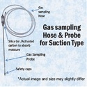 Portable Gas Leak Detector PG-100S