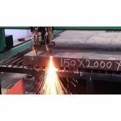 Mild Steel MS Plate Profile Cutting Services, in India