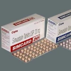 Simvastatin Tablet UPS 20 mg