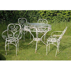 wrought iron garden chairs गढ ल ह क बग च क