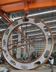 Cast steel Mill Girth Gears