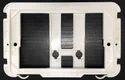 Concealed Cistern Flush Plate Back Frame JCCF-01