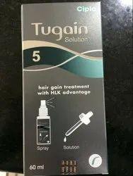 Tugain 5% Hair Solution