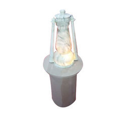 Handmade LED Home Decorative Stone Lamp