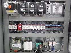 Stainless steel Three Phase Process Control Panel, IP Rating: IP54, for ACDB