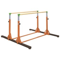Gymnastics Parallel Bars with Fiberglass Bars Elite G1000