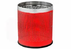 Plain Open & Perforated Open Dustbin Get Latest Price