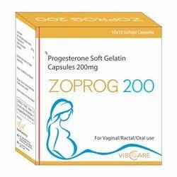 Micronised Progestrone