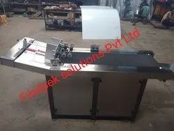 Filsilpek Single Phase Carton Feeding Machine