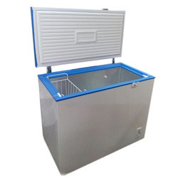 Stainless Steel Chest Freezer
