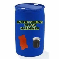 Interlocking Block Hardener