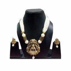 1d9a860d5 Asian Arts German Silver Temple Necklace, Rs 600 /piece, Asian Arts ...