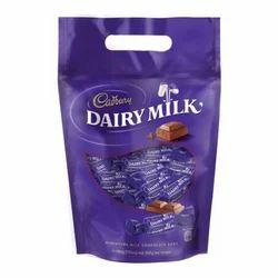 Cadbury Dairy Milk Chocolate, Packaging Type: Packet