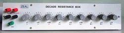 Decade Resistance Box - Prism