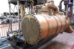Marine Steam Condenser