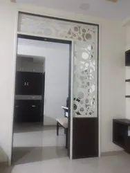 Wooden Stylish Door