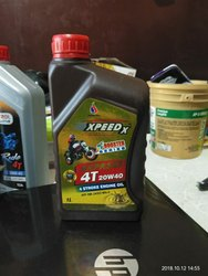 4T Booster engine oil