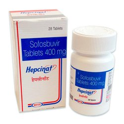Sofosbuvir 400mg Tablets