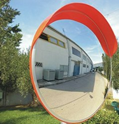 Convex Mirror for Apartment