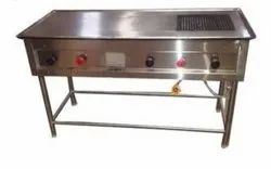 Chapati Plate With Burner