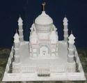 White Square Marble Taj Mahal Big, For Decor