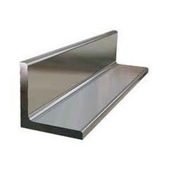 Stainless Steel 202 Equal Angle Bar, Size: 10 to 250 mm