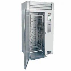 Stainless Steel Single Door Blast Chiller, 420 V, Capacity: 200 L