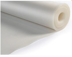 White Insertion Rubber Sheet