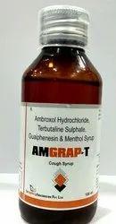 Ambroxol Guaiphenesin Terbutaline Menthol