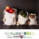 Organic Cotton Natural Bags