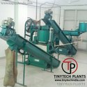 Semi  Automatic Complete Oil Mill Plant