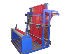 Vishwakarma Fabric Rolling Machine
