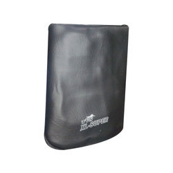 Leather Black Motorcycle Seat Cover