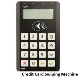 Ongo Credit Card Swiping Machine, 10-20V