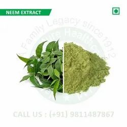 Neem Extract (Azadirachta indica, Indian lilac, Arishta, Arishtha, Bead Tree, Indian Neem)