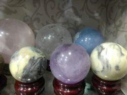 Balls Semi Stone
