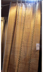 Indian Silk Door/Window Curtain